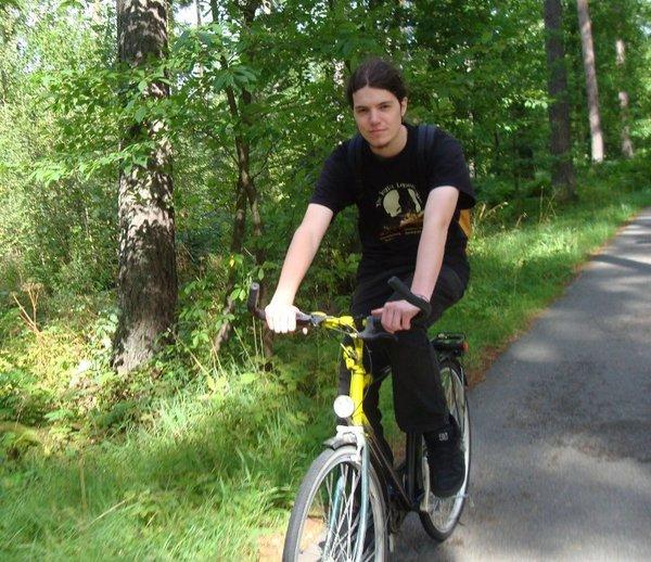 Mon vélo! (bis)cornu!